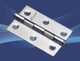 SS Heavy Windows Hinges (75mm x 2.5mm)
