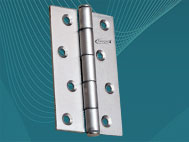 View SS Premium Furniture Hinges (100mm x 18mm x 18mm)