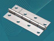 View SS 4x14 Premium Door Hinges (100mm x 1.9mm)